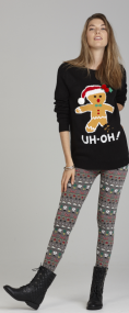 Ugly Christmas sweater Giant Tiger